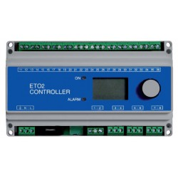regulateur avec sonde d humidité et de température