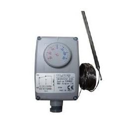 Thermostat à bulbe capillaire pour nappe horticole