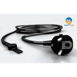 Câble chauffant 4 M guttacable